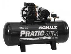 Compressor de Ar CSI 20/200 5,0 HP SCHULZ