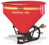 Distribuidor de Sementes e Fertilizantes Royal Flow 600