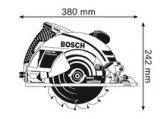 Serra Circular GKS 190 Professional BOSCH